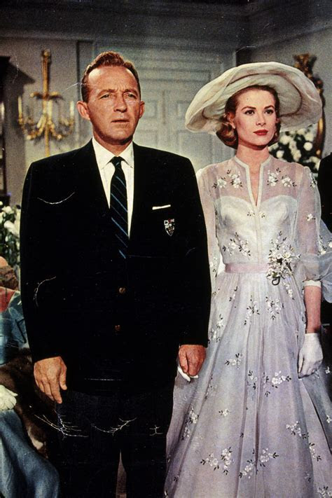 10 Of Grace Kelly's Most Beautiful On Screen Outfits