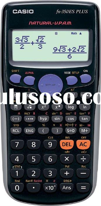 Updateprograms Designed For The Fx9860g Series Calculators