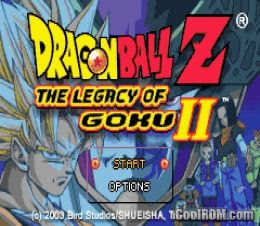 Dragon Ball Z : The Legacy of Goku II Download