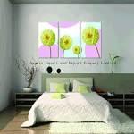 Flower Decor Canvas Painting Home Decor Picture (AU 1040) China ...