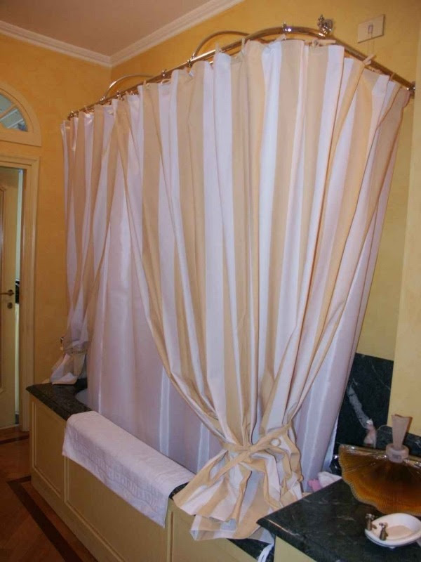Tenda Bagno. Top Tende Per Bagno Tendaggi Classici With ...