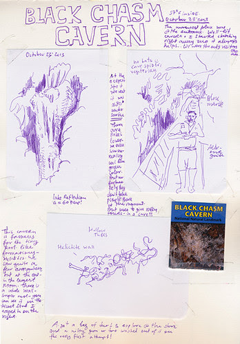 Oct 2013: Yosemite Trip - Cavern