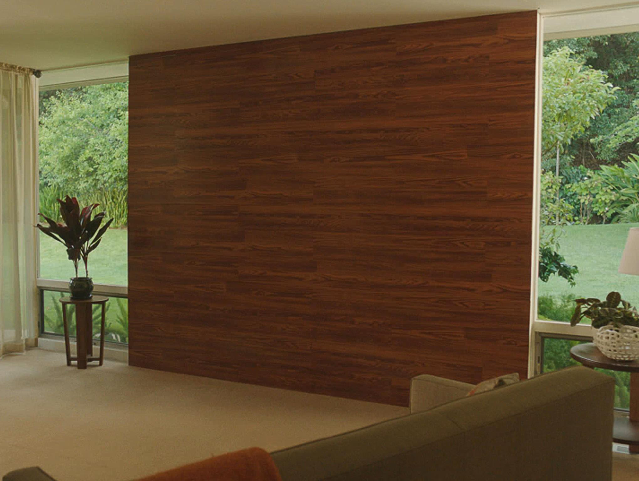 How To Build A Wall Using Laminate Flooring The Home Depot Community