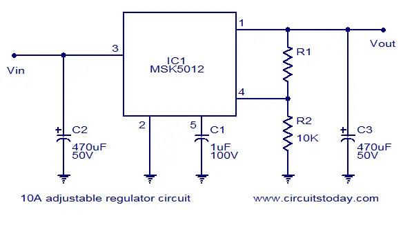 adjustable regulator