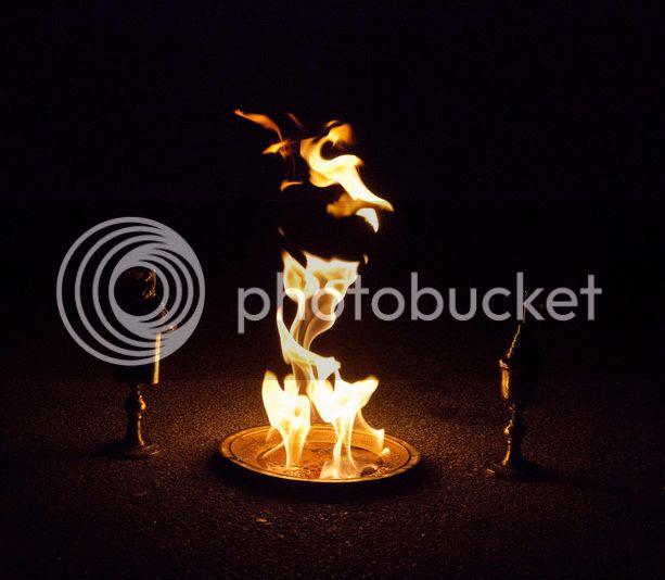 Flames of Havdalah