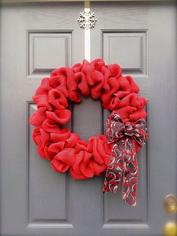 Diy Burlap Wreath Ideas For Every Holiday And Season Family
