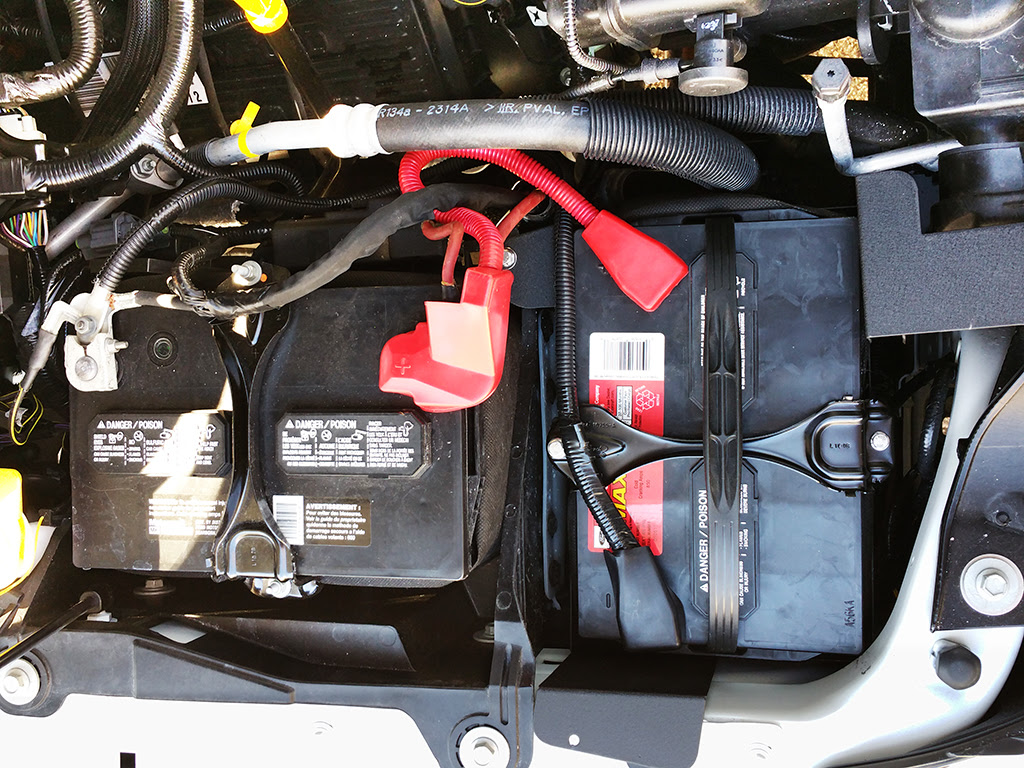 Dual Battery Install Ford Truck Enthusiasts Forums