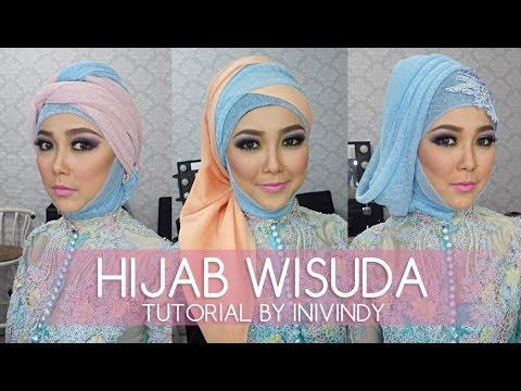 VIDEO : tutorial hijab wisuda 2015 | hijab tutorial for graduation | do it yourself - 33tutorial hijabwisuda ini bisa kamu lakukan sendiri tanpa bantuan orang lain. oleh karena itu saya meminimalis modelnya ...