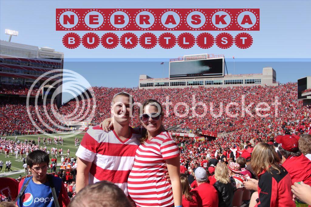 Nebraska bucket list