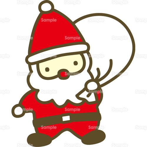 画像 クリスマス サンタクロースのイラスト Naver まとめ