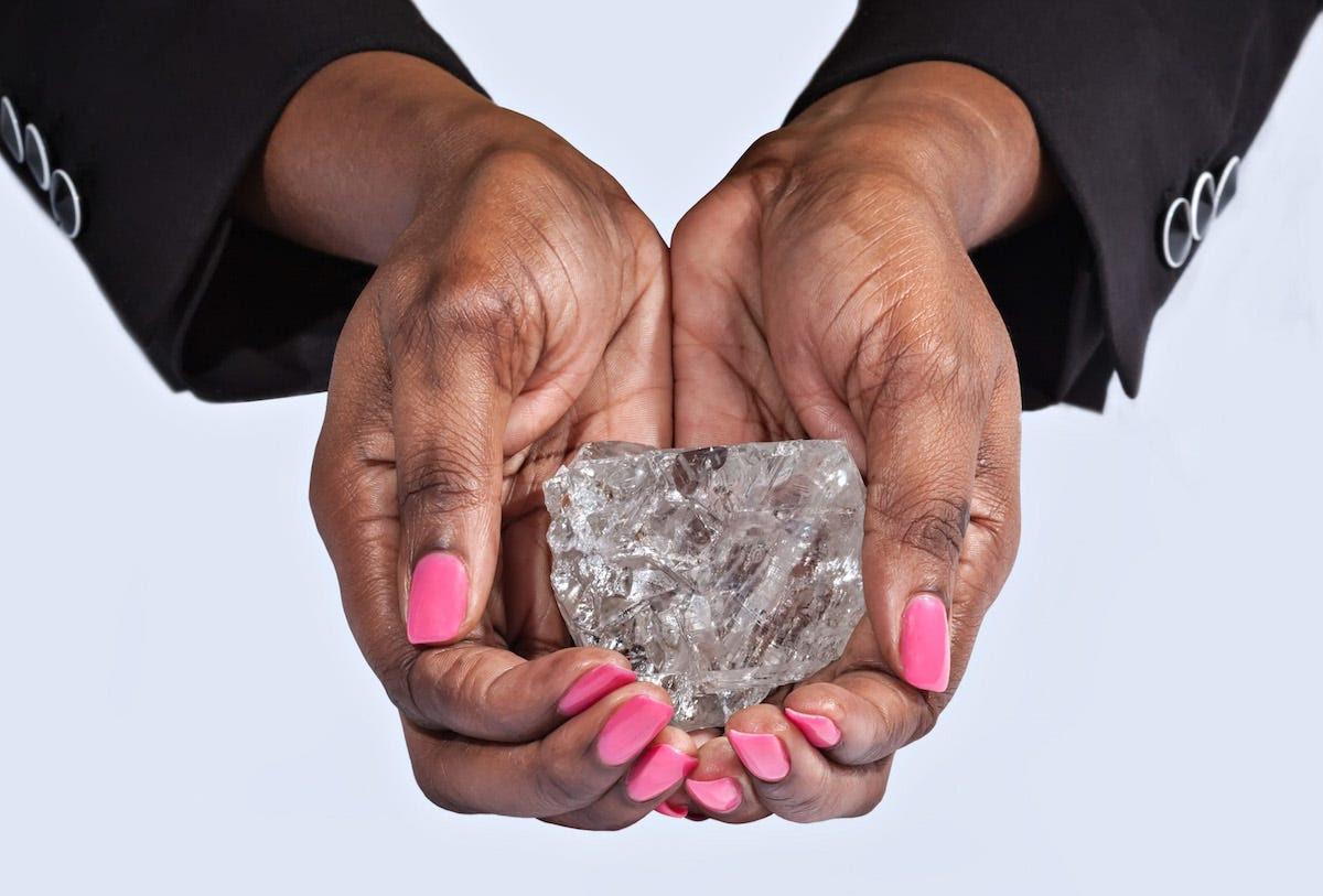 Lucara diamond big