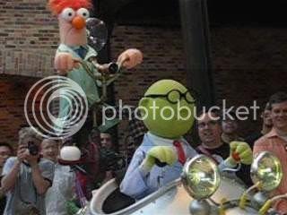 Muppet Mobile Lab Disney
