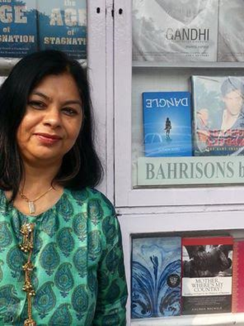 SUTAPA BASU, AUTHOR OF DANGLE, SPEAKS TO SANCHITA SEN