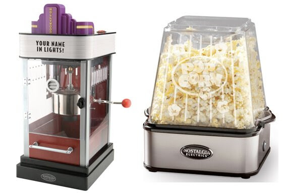 25 Days Of Giveaways Nostalgia Electrics Popcorn Kettle Popcorn Makers Gimme Some Oven