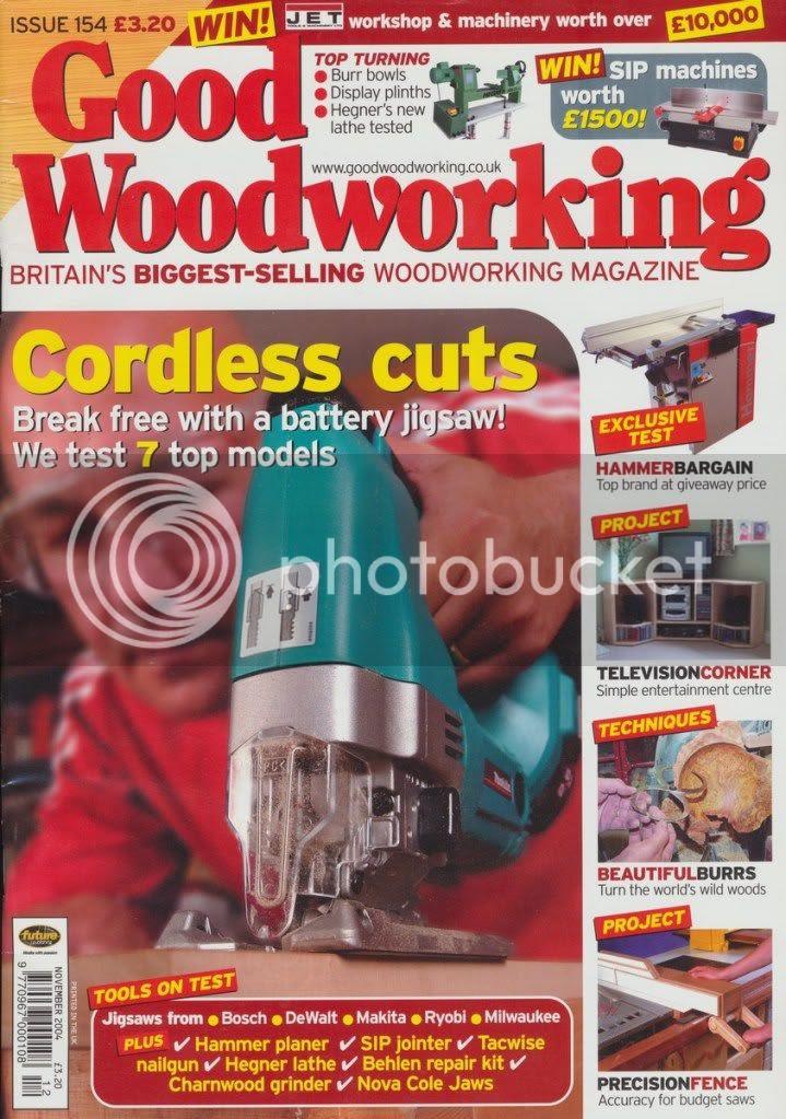 share_ebook] Good WoodWorking Magazine Issue 154