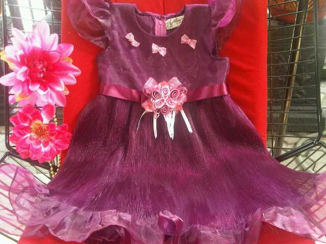 model gaun  pesta anak 2013 busana butik era modern baju