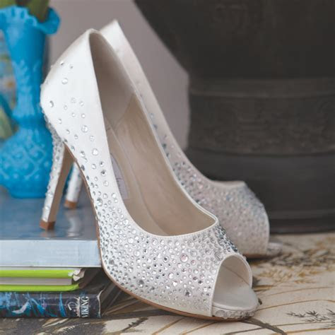 PERFECT WEDDING SHOES FOR YOUR PERFECT DAY   The Bijou