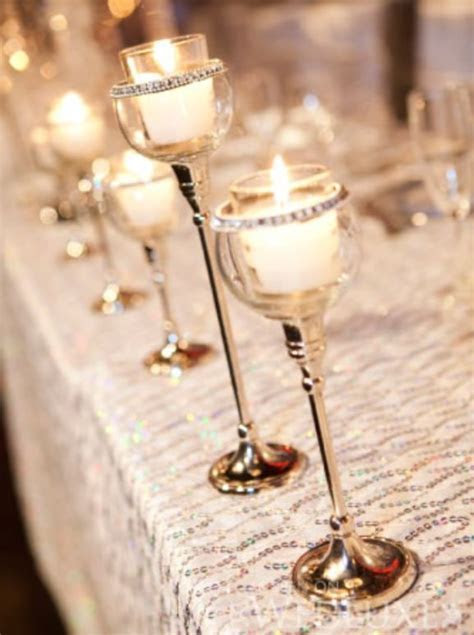 Wedding Reception Candle Decorations Archives   Weddings