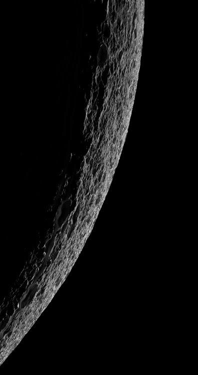 From Cassini-Huygens, October 11, 2005.