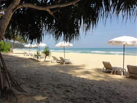 Beautiful Nai Thon Beach Phuket Thailand
