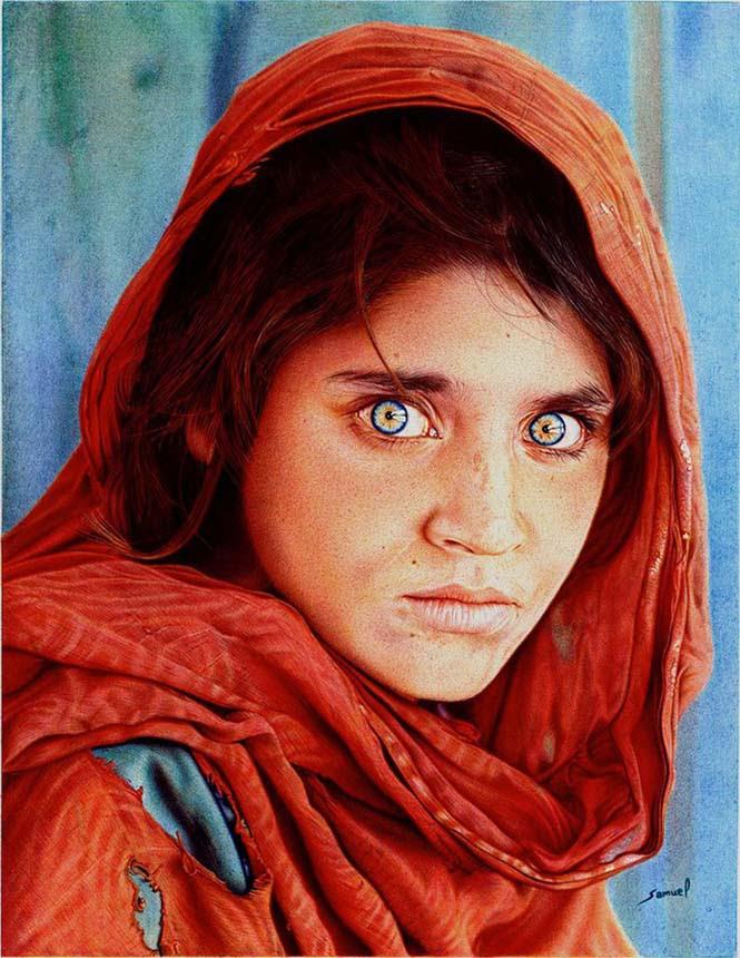 Εκπληκτικές ρεαλιστικές ζωγραφιές με στυλό (2)