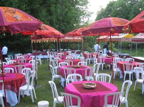 Decorative umbrellas sangeet for sale.   Toronto Indian