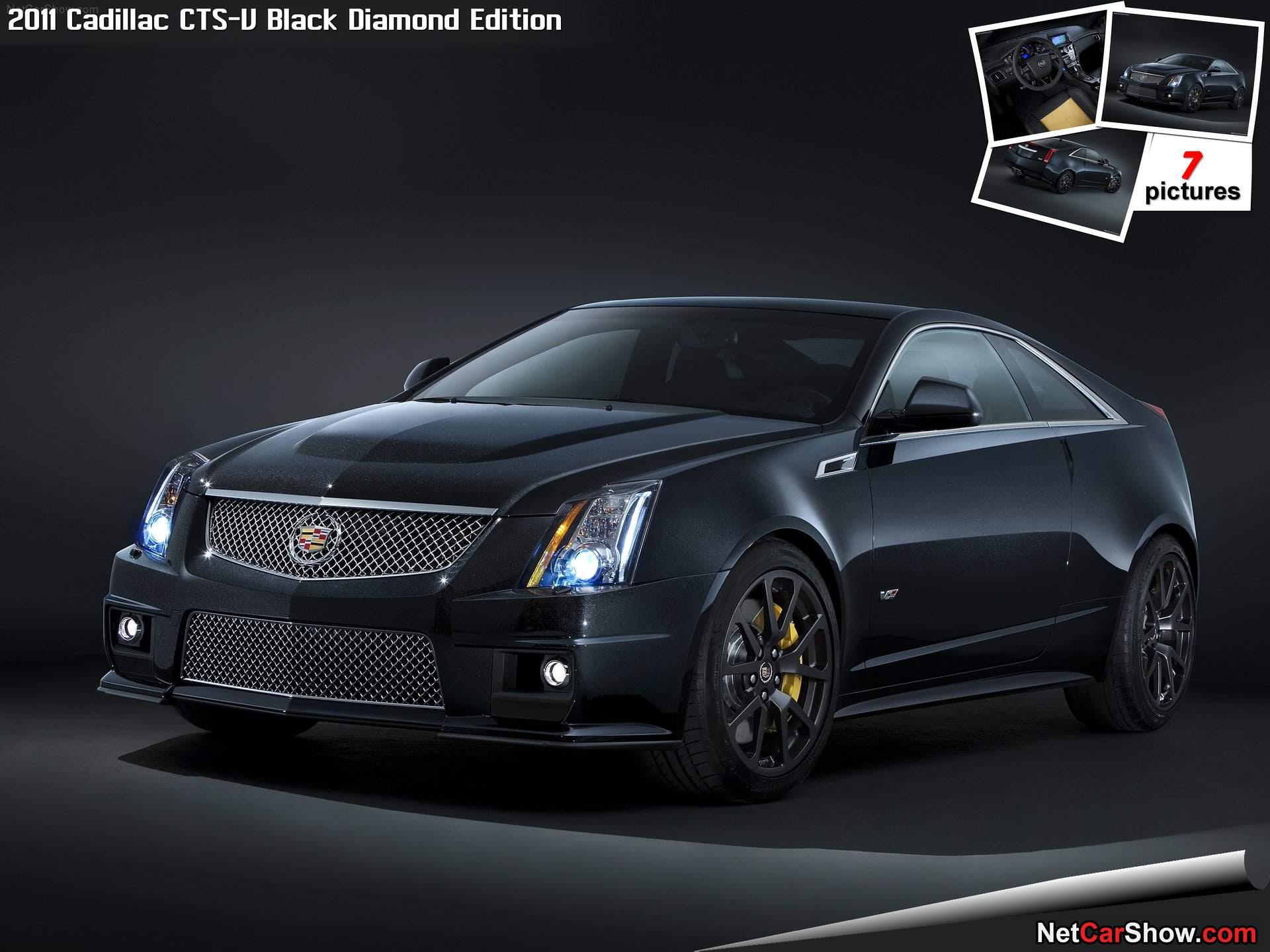 Cadillac CTS-V Black Diamond Edition (2011)