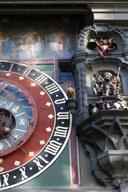 Glockenspiel Bern