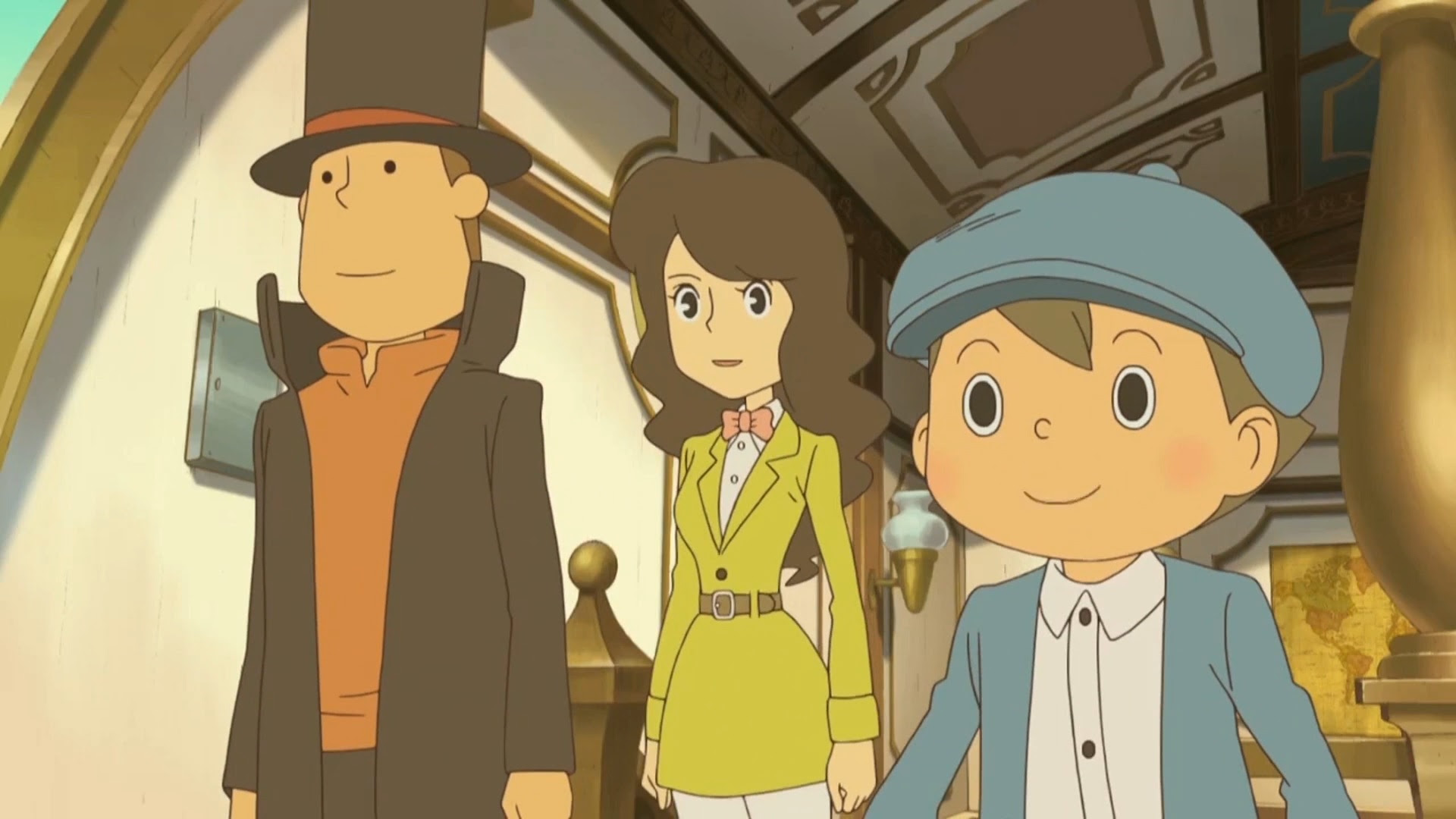 What Do You Need To Know About The Professor Layton Games Michibiku
