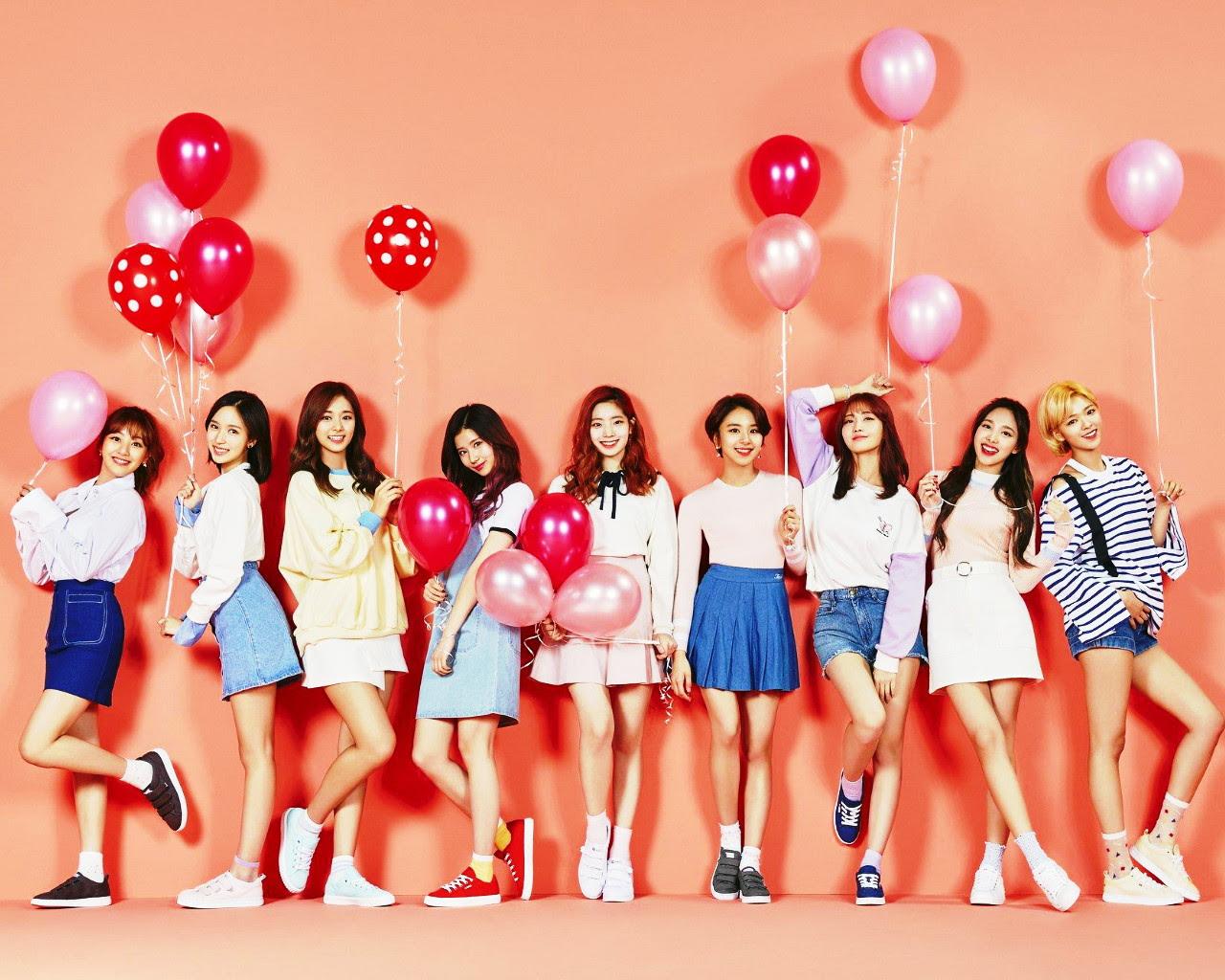 Kpop Wallpaper Twice Version