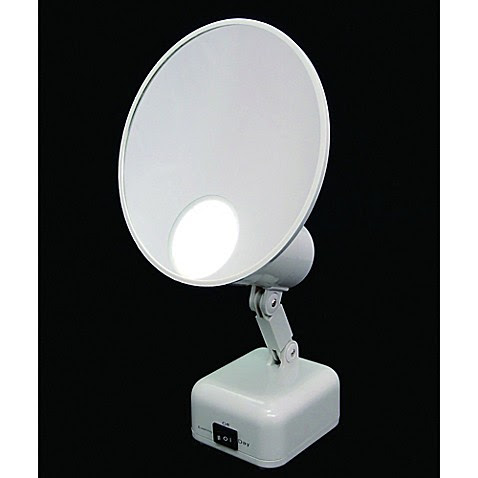 Floxite 15x Supervision Home and Travel Makeup Mirror ...