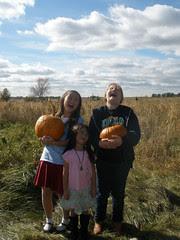 Sophia, Olivia, and Maggie