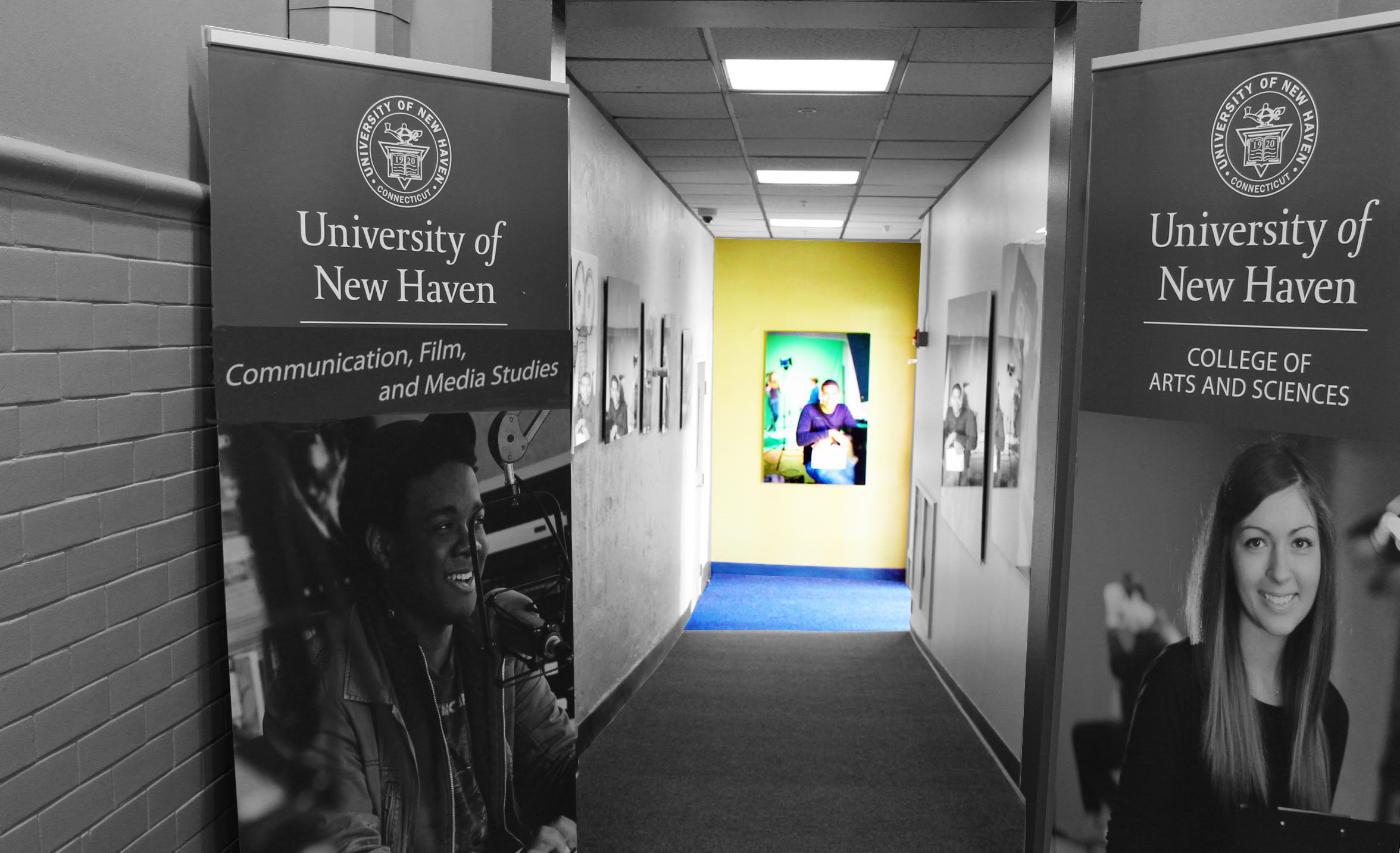 University Of New Haven Communications Center