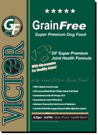 Victor Grain Free Hero Joint Health Adult Dog Food 30 Lb.