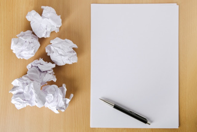 Blank Page | Write Now