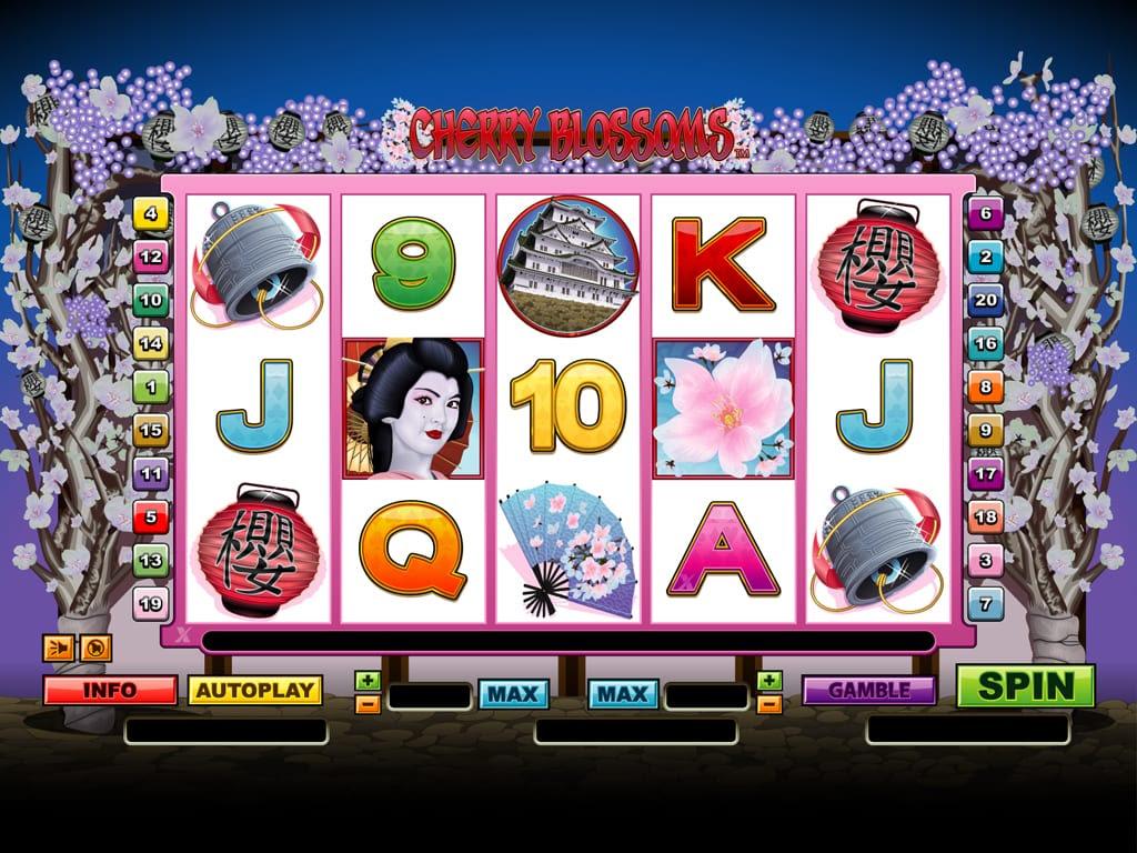 Rtp cherry blossoms nextgen gaming casino slots numbers tricks