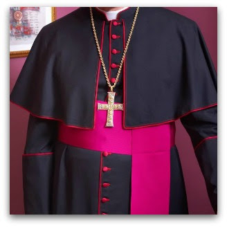 Archbishop's garb