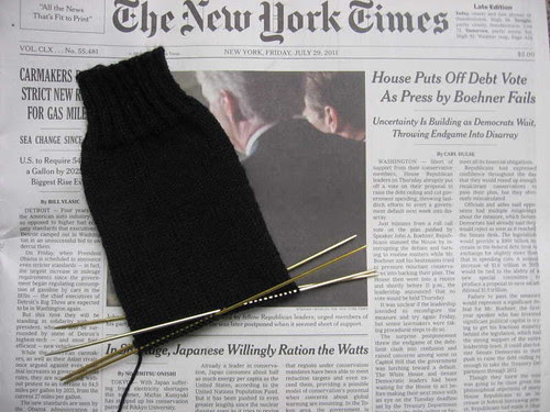 Sock with Friday's headlines