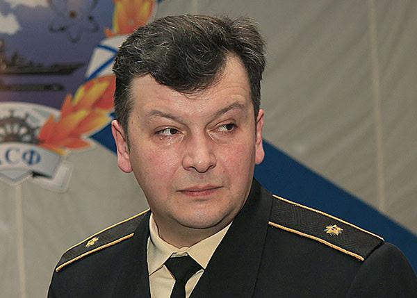 контр-адмирал Воробьев