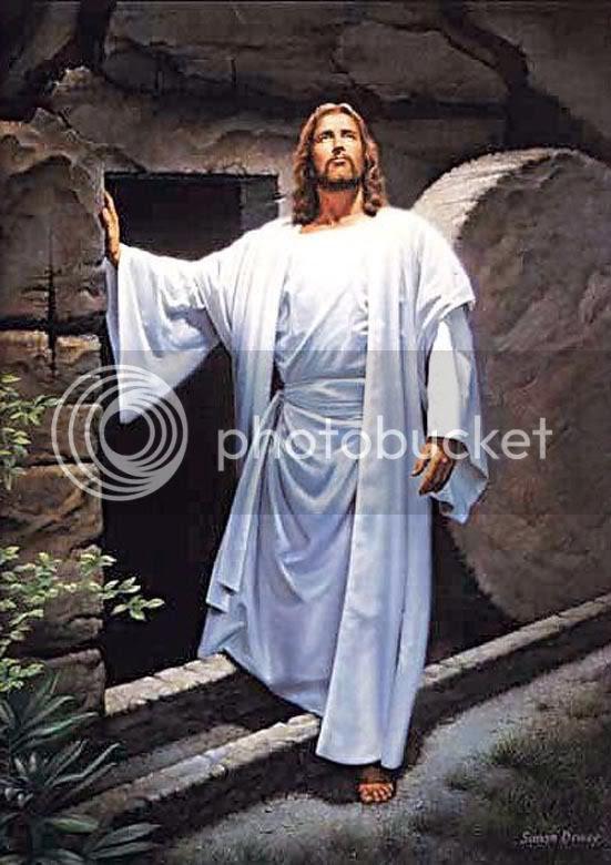Jesus is Alive, jesus resurrection, Yesus bangkit