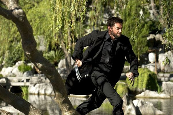 Logan (Hugh Jackman) confronts Yakuza and other Japanese foes in THE WOLVERINE.