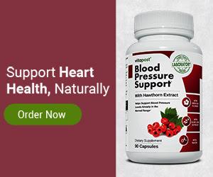 Blood Pressure Support pills