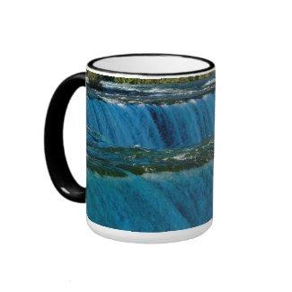 Niagara Falls Ringer Mug