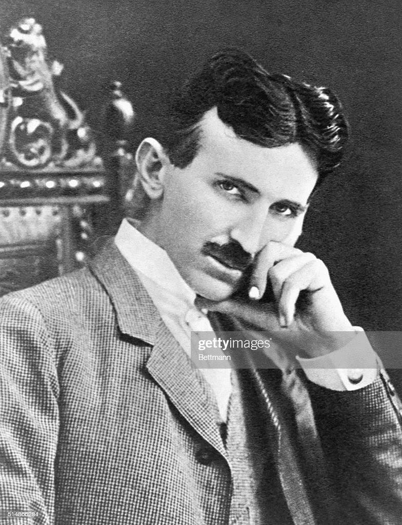 Image result for foto Nikola Tesla