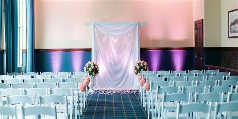 Sheraton Erie Bayfront Hotel Weddings   Get Prices for
