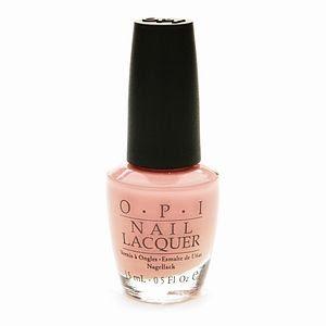 O.P.I. Dulce de Leche nail polish