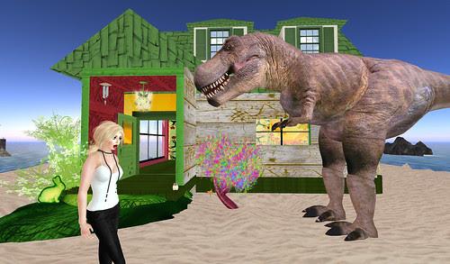 Em's T-Rex