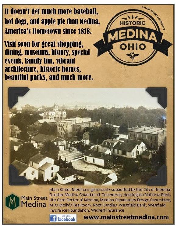 Main Street Medina Home