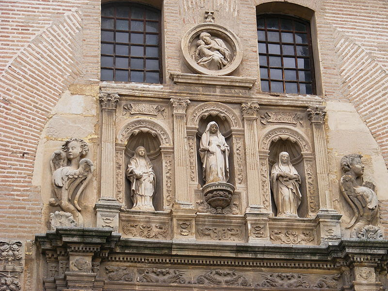 File:Detalle Fachada Iglesia San Gil y Santa Ana.jpg