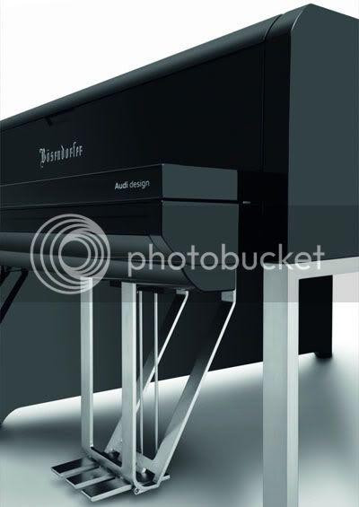 Grand Piano by Audi Design Studio 5